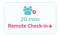 EMR-integrated Remote Check-In